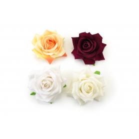 Искусственный цветок: роза острая (бутон )