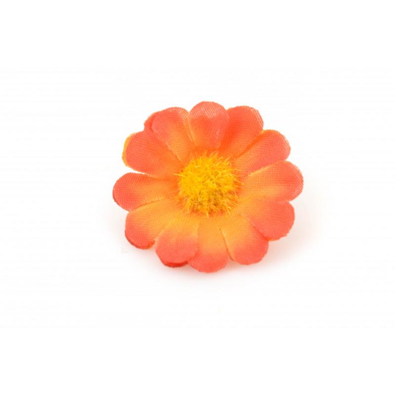 RUMIANEK/STOKROTKA MINI (wyrobowa)-Kwiaty sztuczne