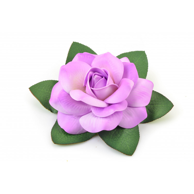 RÓŻA (pływająca)-Kwiaty sztuczne