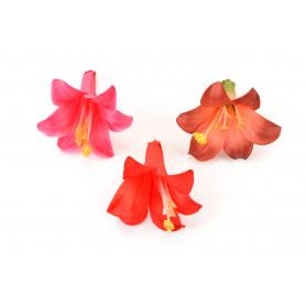 LILIA TRĄBKA (wyrobowa)-Kwiaty sztuczne