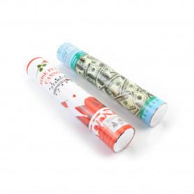 Papierowe strzelające confetti 28x5cm