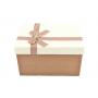 Papier- FLOWER BOX kpl. kwadratów