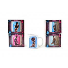 Ceramika kubek Strip Club kobieta/facet Zdjęcie główne