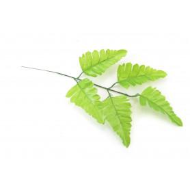 Искусственный цветок: Птерис (листья)