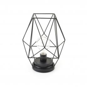 Tw.sztuczne lampion z ledem 22x17cm