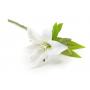 Kwiat sztuczny pojedyńczy lilia