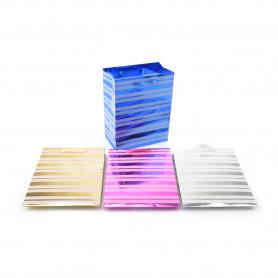 Papierowa torebka, mix wzorów 23x18x10cm
