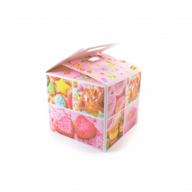 Papierowe pudełko 26x30x30cm