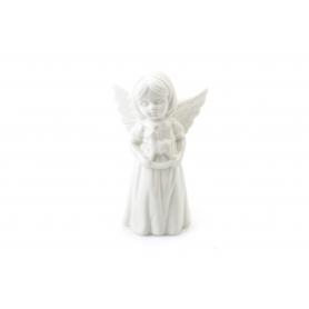 Ceramiczne aniołki, mix wzorów, cm 12