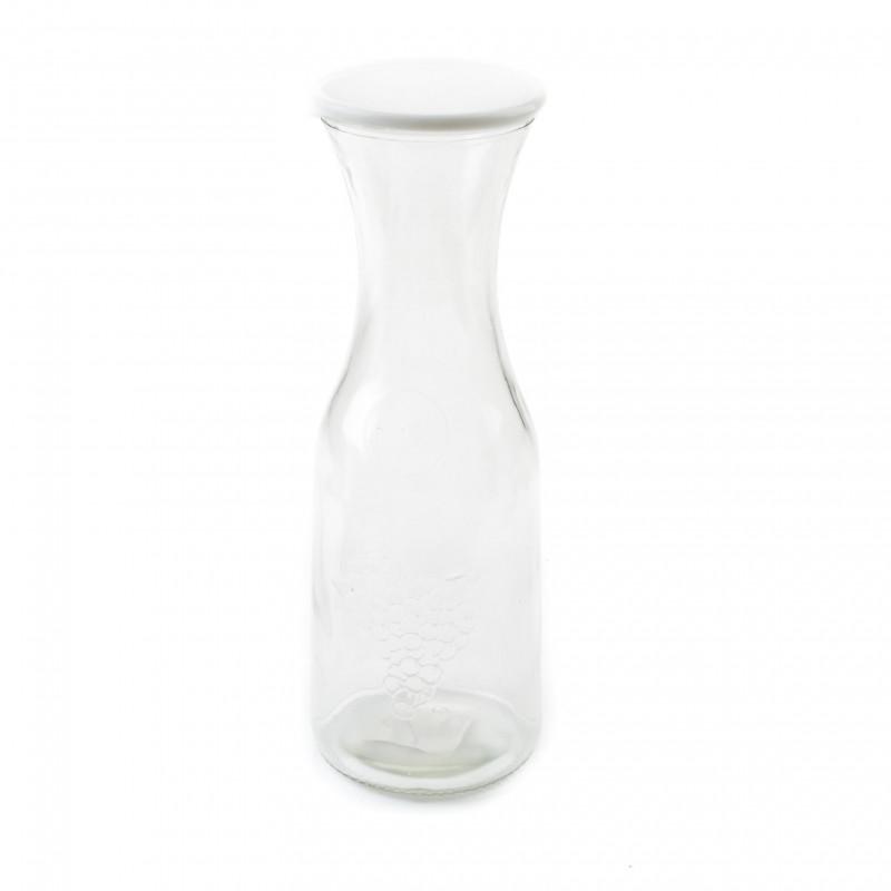 Szklana butelka 1litr