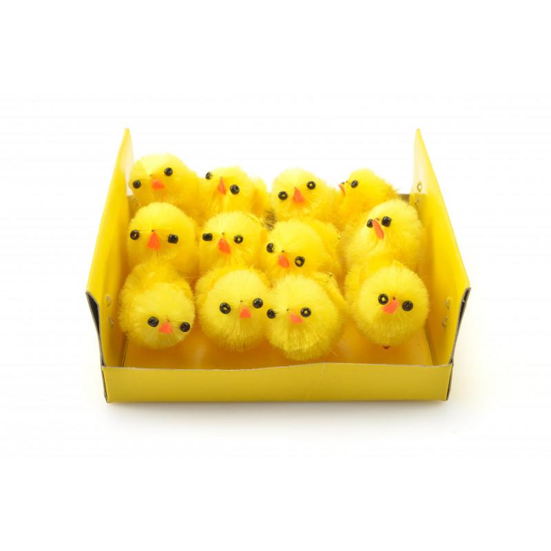 Artykuł dekoracyjny: Wielkanocne kurczaczki WIE1047