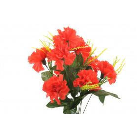 Kwiaty sztuczne Bukiet goździka