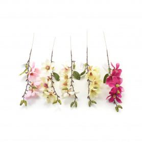 Kwiaty sztuczne magnolia gałązka 45cm