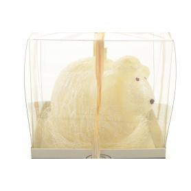 Świeca zap owieczka 9,5cm
