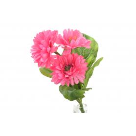 Искусственные цветы: веточка маргаритки