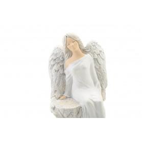 Ceramika figurka Wera z tealight 24,5cm