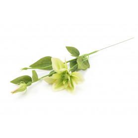 Kwiaty sztuczne klematis pojedynczy 47cm