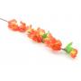 Kwiaty sztuczne gałązka jabłonki 60cm