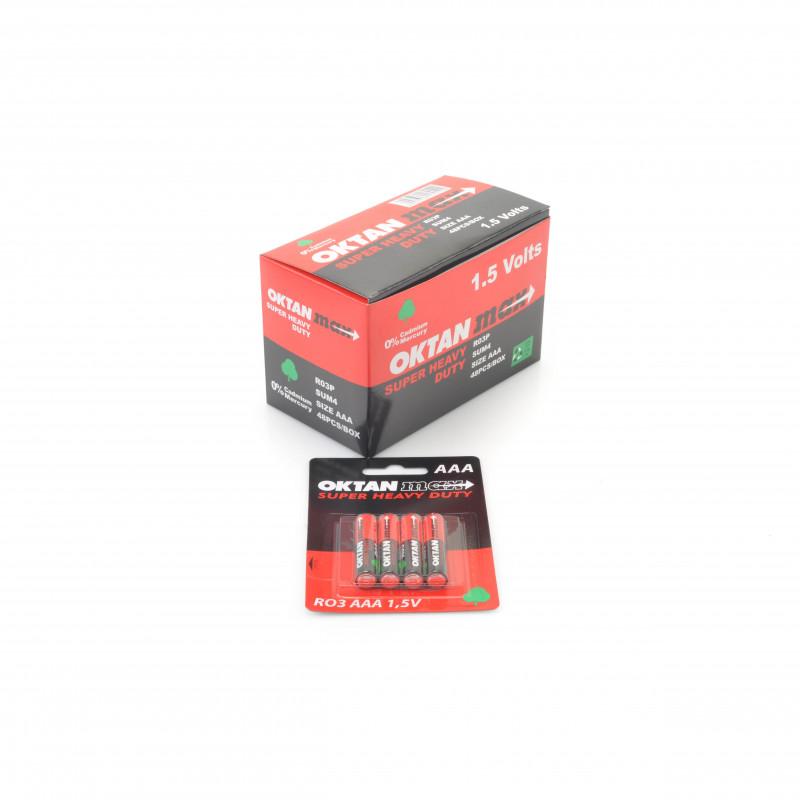 Bateria oktant max HD 4B (4 szt.op)