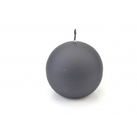 Świeca CLASSIC Velvet kula 80