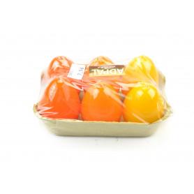 Świeca jajko 6x4,5cm 6 szt.