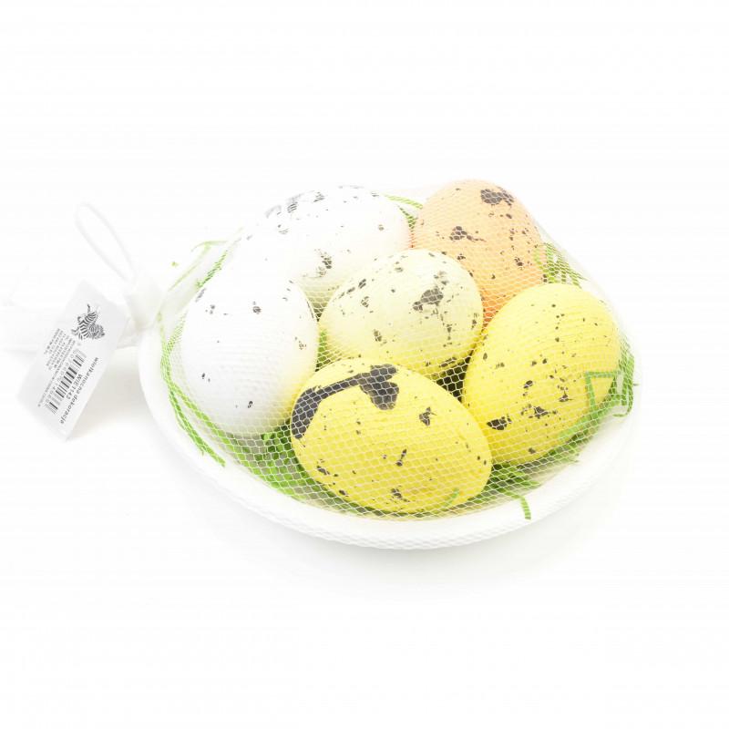 Wielkanocne jajka 5x7 cm (talerz)