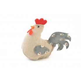 Wielkanocna kura 12 cm dekoracja 12 szt.
