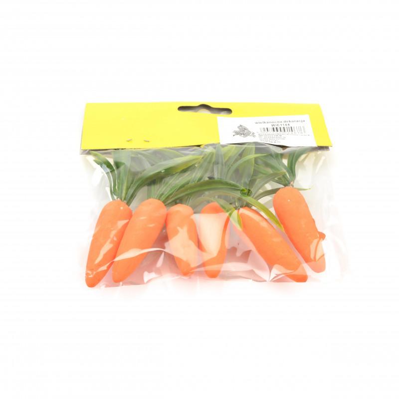 Wielkanocne marchewki 9 cm (opak. 6)