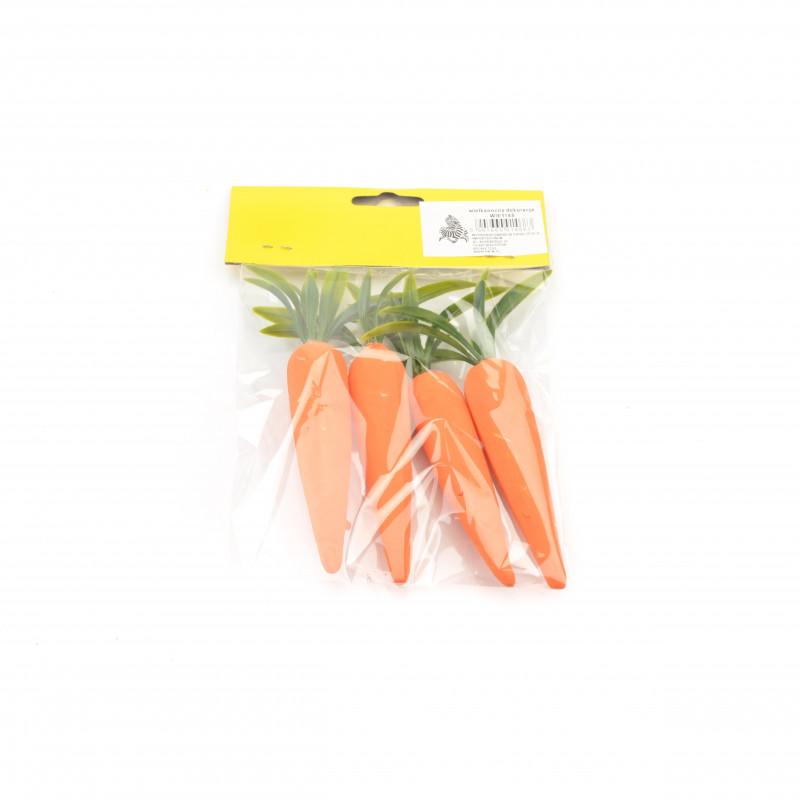 Wielkanocne marchewki 13 cm (opak. 4)