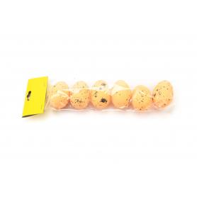 Wielkanocne jajka 4X6 cm, opak.6szt