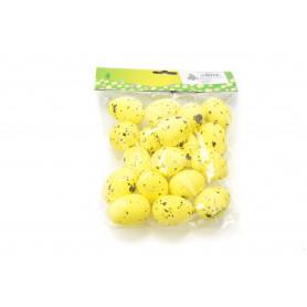 Wielkanocne jajka 3x4 cm, opak.20szt.