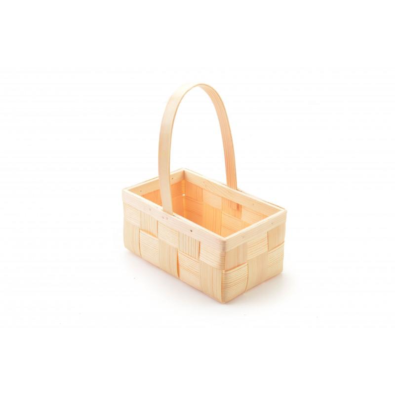 Wiklina koszyk 25x20x13cm kolory