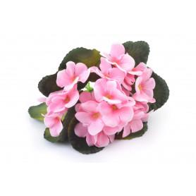 Kwiat sztuczny BUKIET fiołka 23cm