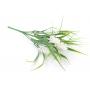 Kwiaty sztuczne: plastik bukiecik 36 cm