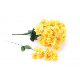 Kwiaty sztuczne gałązka rumianka 40cm