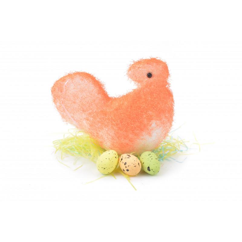Wielkanocny zając styropianowy