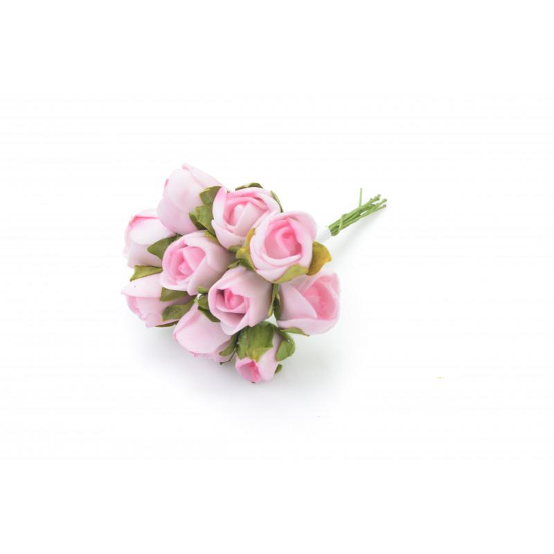 Piankowe różyczki