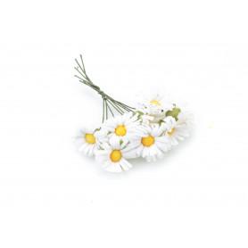 STOKROTKI (bukiecik)-Kwiaty sztuczne