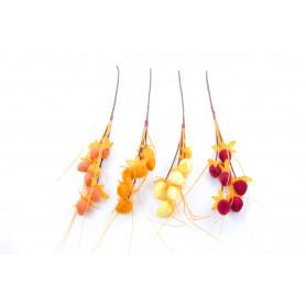 Искусственные цветы: веточка с шарами