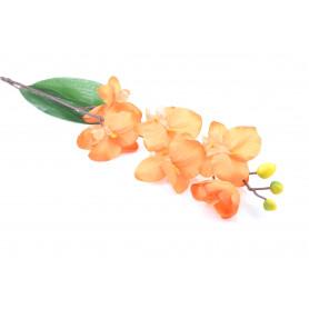 Искусственные цветы: орхидея