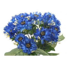 Kwiaty sztuczne bukiet habrów 40cm -18-