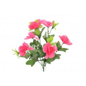 Kwiaty sztyczne bukiet azalii 35cm