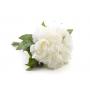 Kwiaty sztuczne bukiet piwonii 43cm