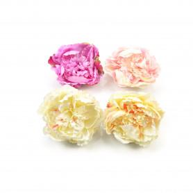 Kwiaty sztuczne peonia duża wyrobowa