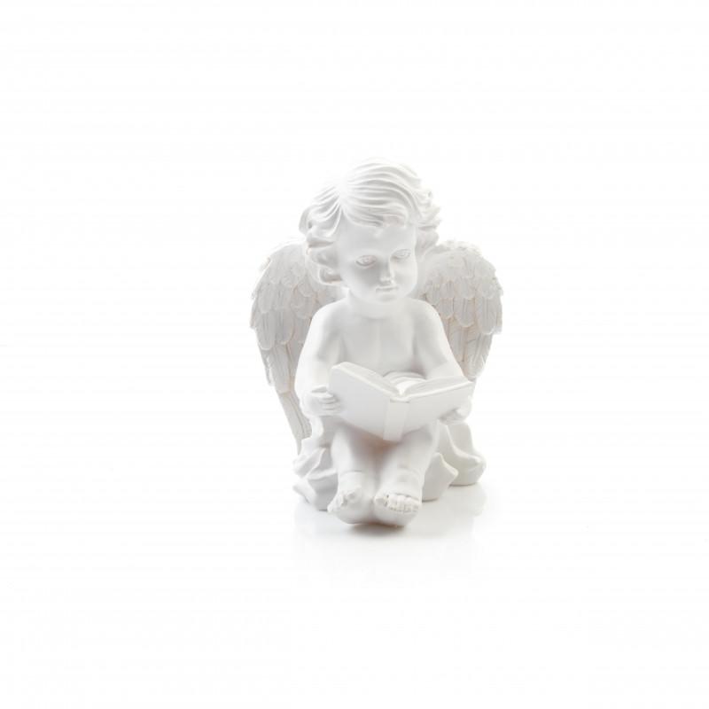 Tw.sztuczne anioł siedzący 20cm