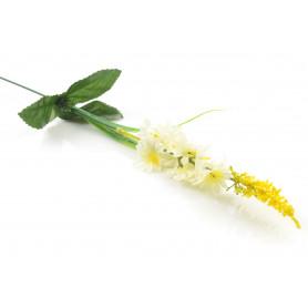 Kwiaty sztuczne dodatek pojedynczy 64cm