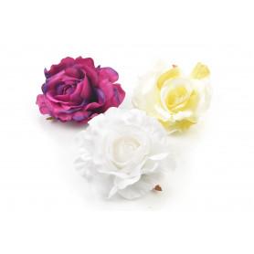 RÓŻA ROZŁOŻYSTA (wyrobowa)-Kwiaty sztuczne